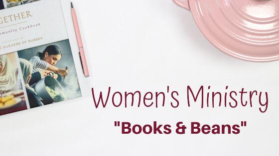 """Women's Ministry, """"Books & Beans"""""""