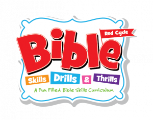 Bible Skills, Drills & Thrills (logo)