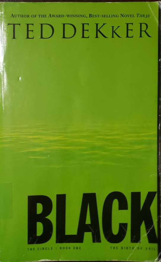 """Front Cover of the Book, """"Black"""""""