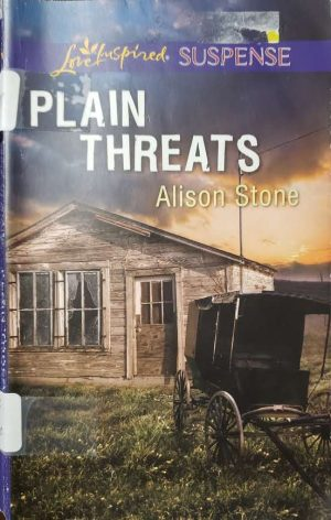 "Front Cover of the Book, ""Plain Threats"""