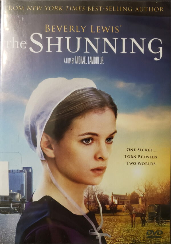 """Front Cover of the DVD, """"The Shunning"""""""